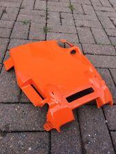 Yamaha Aerox MBK Nitro Heck Unten Verkleidung Hinten orange