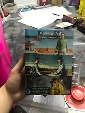 Breaking Bad Complete Seasons 1-3 DVD BOX SET New Sealed