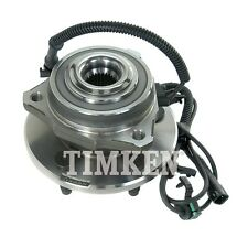 Wheel Bearing and Hub Assembly Front Timken HA599455L fits 02-07 Jeep Liberty