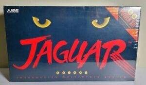 Atari Jaguar 64-Bit Game Console NTSC J8001 System - BRAND NEW, Factory Sealed