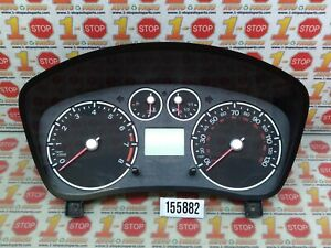 2010-2012 FORD TRANSIT CONNECT INSTRUMENT CLUSTER SPEEDOMETER 9T1T-10849-EF 253K