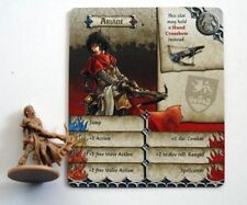 ARIANE - Wulfburg (english) Zombicide Black Plague / Zombicide Green Horde