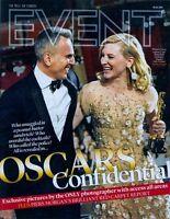 Event Magazine: Oscars Confidential, Bill Bailey, David Hare - 09.03.14
