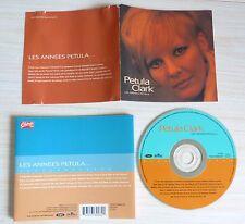 CD ALBUM BEST OF LES ANNEES PETULA CLARK PETULA 20 TITRES 1996