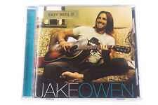 Jake Owen EASY DOES IT 886919829723 SEALED CD A50