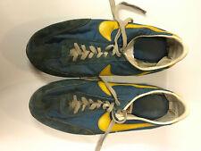 Vintage 80s Nike Waffle Running Shoes Us Size 13