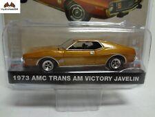 Greenlight 1973 AMC Trans AM Victory Javelin - Hobby - 1:64