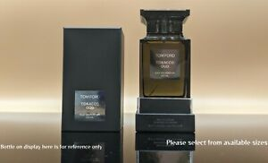 Tobacco Oud Tom Ford Authentic Sample Travel Spray *Read Item Description*