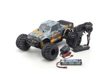 Kyosho Monster Tracker 2WD 1:10 Monster Truck 100% RTR orange - 34403T2B