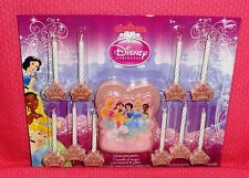 Princess,Disney Birthday Candle Set,Wilton,Cake Topper Set,Pink,2811-8800