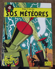 S.O.S . MÉTÉORES bande dessinée 1998