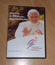 Papst Benedikt XVI in Deutschland 2011 (Tag 1 - Berlin) - 5 x DVD