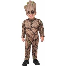 Marvel Avengers GROOT Muscle Chest Toddler 3T-4T Halloween Costume