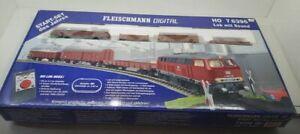 Fleischmann H0 7 6396 Digital-Start-Set des Jahres + Sound  Ep.III   NEU & OVP