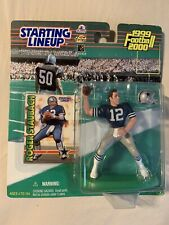 Roger Staubach Starting Lineup Action Figure & Card