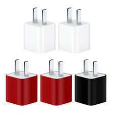 5x USB Wall Charger Plug AC Power Adapter for Samsung LG Android HTC