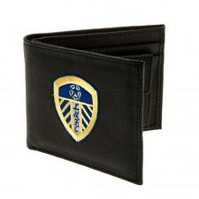 Leeds United FC Official Crested Wallet With Multiple Card Slots Present Gift