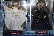 "Famous Covers Storm (Movie,Comic) Figures 8""/9"" X-Men Marvel ToyBiz Halle Berry"