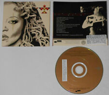 Cassandra Wilson - Thunderbird - U.S. CD With Promo Sticker & Label Imprint