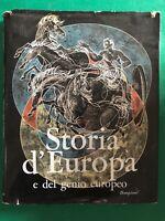 AA.vv. - Storia d'Europa e del genio europeo - 1959, Bompiani