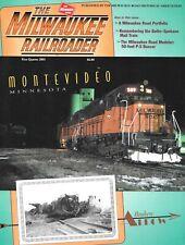 Milwaukee Railroader #1 2001 Butte Spokane Mail Train The Arrow Montevideo