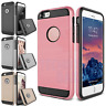 For iPhone 6 Plus & 6s Plus - Ultra Hybrid Shockproof Protective Hard Case Cover