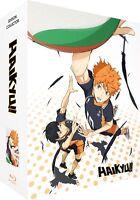 ★ Haikyu!! ★ Intégrale - Edition Collector Limitée [Blu-ray] + DVD