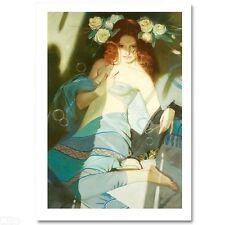 """""""Idyll"""" by Svetlana Valueva Giclee on Canvas COA"""