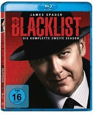 Blu-ray * The Blacklist - Season/Staffel 2 * NEU OVP