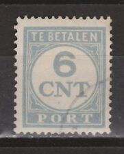 P70 Port nr 70 gestempeld used NVPH Netherlands Nederland Pays Bas due portzegel