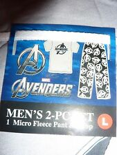 avengers large pajama set