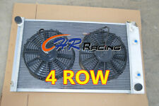 4ROW Radiator+FAN 70-81 Chevy Camaro/ 75-79 Nova/70-87 Chevrolet/BUICK REGAL/K20