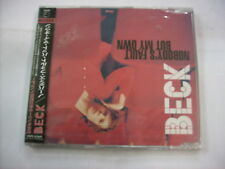 BECK - NOBODY'S FAULT BUT MY OWN - CD SINGLE JAPAN PRESS NEW SEALED 1999