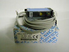 SICK FIBER OPTIC SENSOR WLL160-F122,