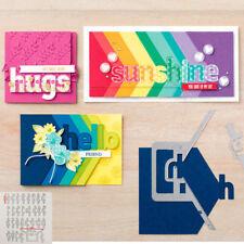 Big Set  Alphabets Cutting Dies Stencil  Embossing DIY Paper Card Templates