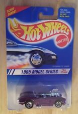 1995 Hot Wheels New Model Series '58 Corvette Coupe Collectible #341 3/12 Purple