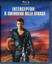 Interceptor - Il Guerriero Della Strada (1982) BLU-RAY - NUOVO E SIGILLATO