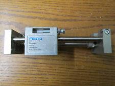 NEW NOS Festo SLE-10-60-KF-A Linear Piston Slide Pmax=10BAR 145Psi