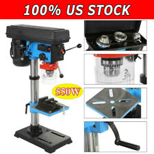 BRAND NEW! 9 speed 13 inch bench top drill press - 480-3000 RPM - Great for shop