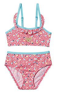 STEIFF® Mädchen Beachwear Bikini-Set Badeanzug 98 104 110 116 122 S 2019 NEU!