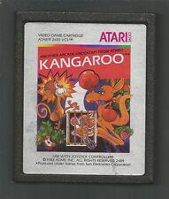 KANGAROO - ATARI 2600 VCS - cartridge only - no box/instr - TESTED