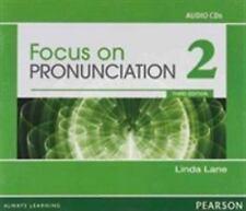 Focus on Pronunciation 2 Audio CDs