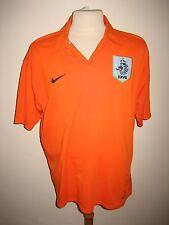 Holland KNVB home Netherlands football shirt soccer jersey voetbal size XXL