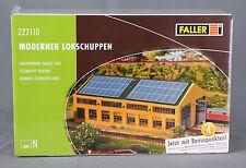 FALLER 222110 [N, Bausatz] - Moderner Lokschuppen - NEUWARE!