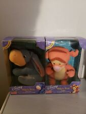 Disney Winnie the Pooh Baby's First Eeyore and Tigger Plush Toys