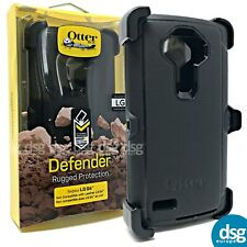 Gg61 OTTERBOX Defender Case for LG G4 Black