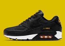 official photos d720c 8505d New Men s Nike Air Max 90 Essential Shoes (AJ1285-022) Black