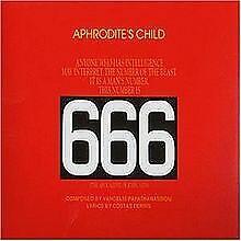 666 von Aphrodite's Child | CD | Zustand gut