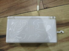 Nintendo Ds Lite Console Crystal White w/touch pen Japanese f125
