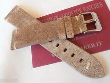 Cinturino ColaReb FIRENZE palude 22mm genuine leather watch band strap bracelet